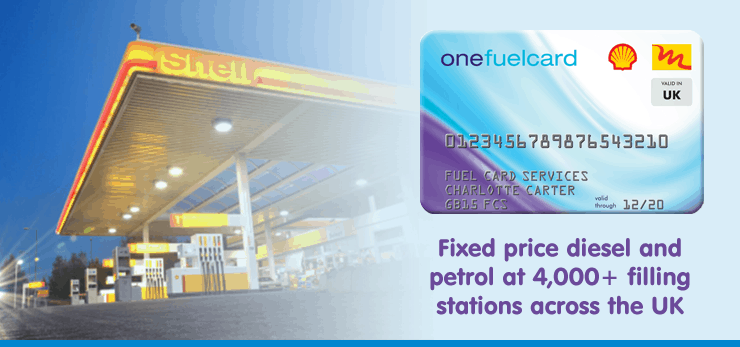 Fixed price diesel and petrol at 4,000+ filling stations across the UK