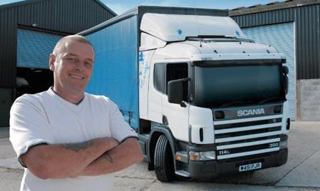haulage + logistics