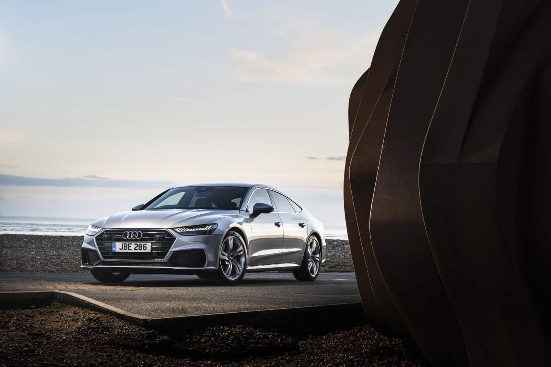 New Entrylevel Audi A Sportback Targets Company Car Drivers - Audi car company