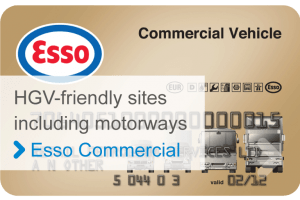 Esso fuel cards esso diesel petrol card services esso commercial fuel card reheart Gallery