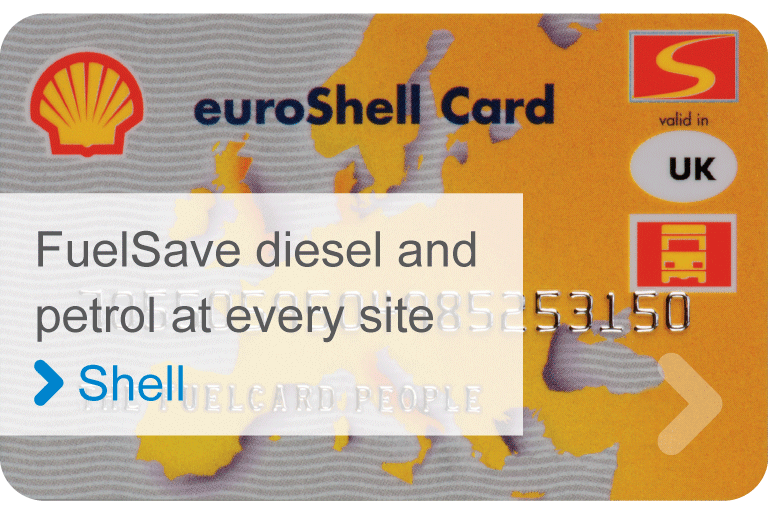 Shell Multi-Network Card