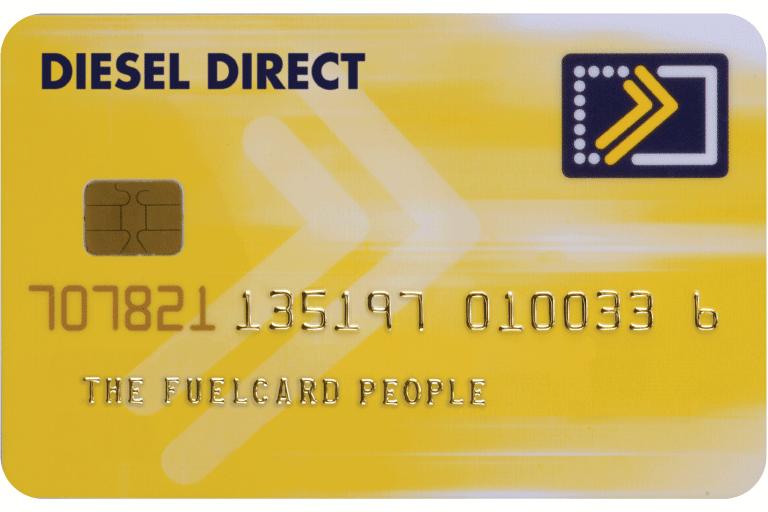 Diesel Direct (Discount) Fuel Card