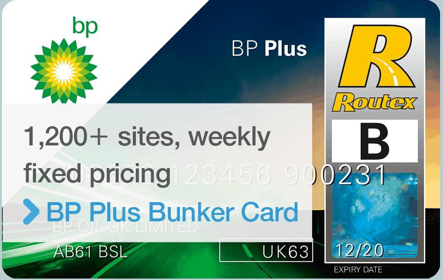 BP Bunker (Discount) Fuel Card