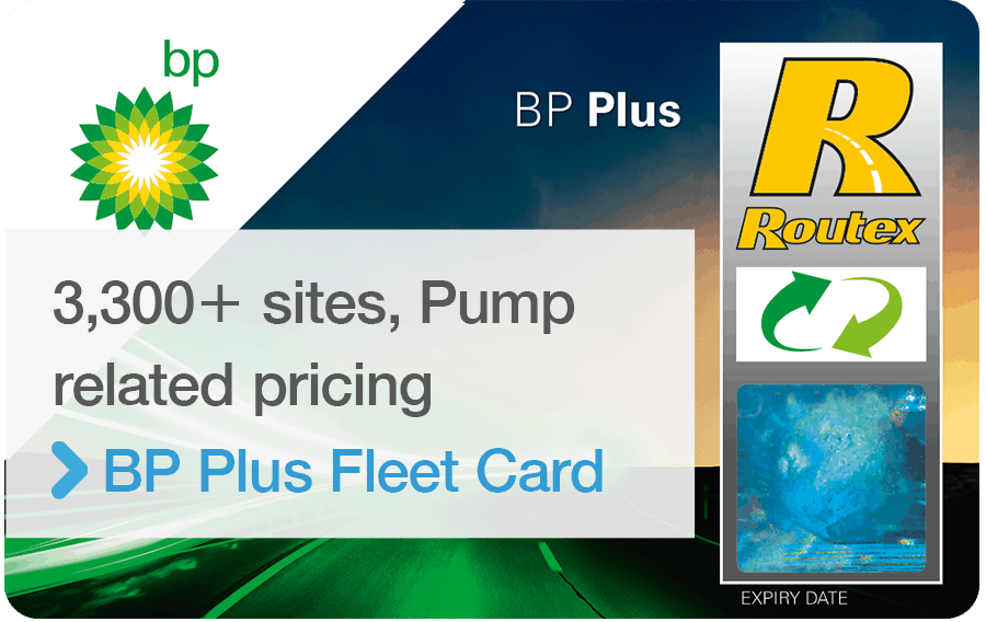 BP Plus Fleet Fuel Card