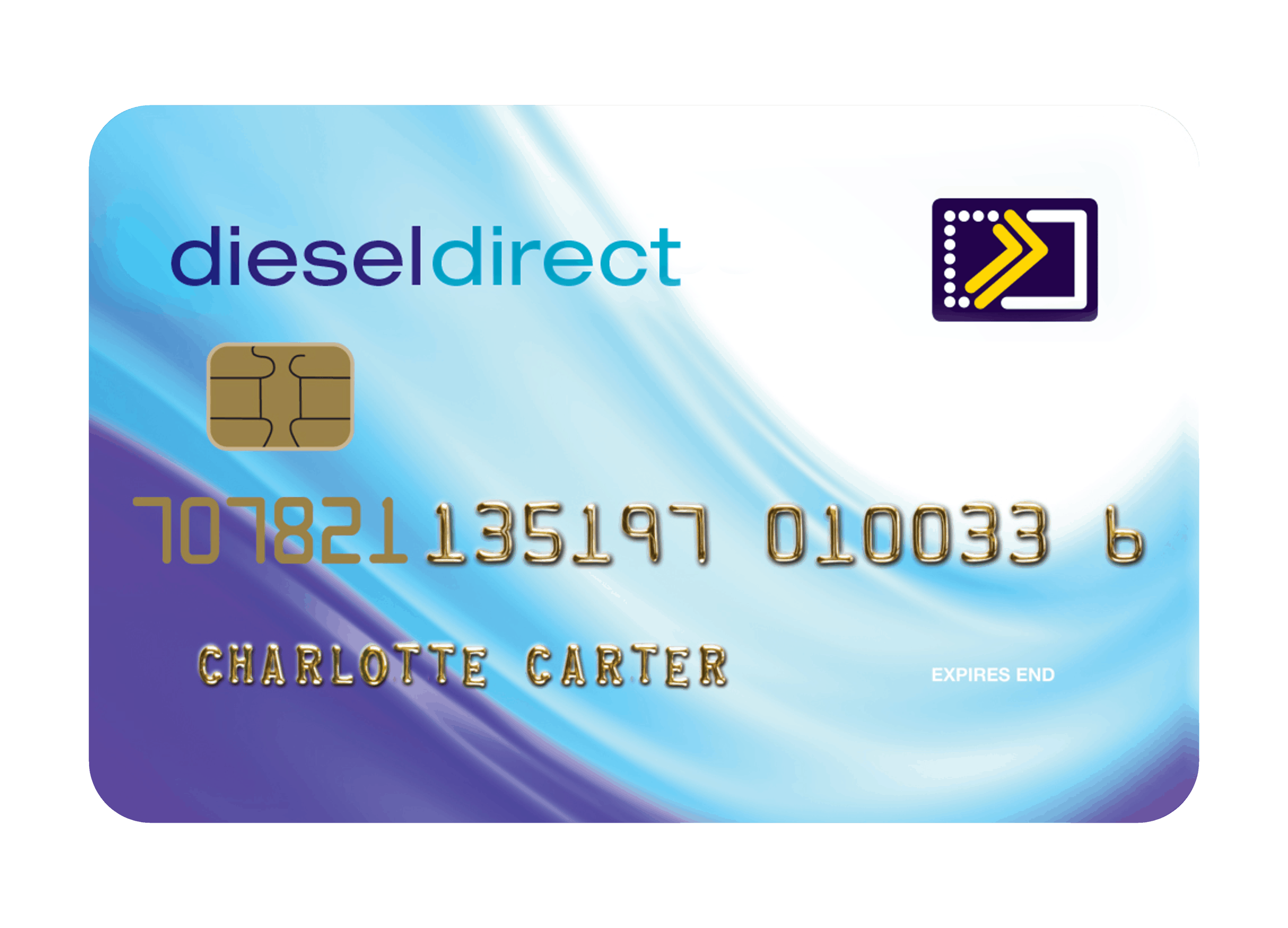 Diesel Direct (Discount) Fuel Card