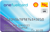 One Fuel Card