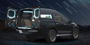 L200 eSports - Truck King Battle - Rear
