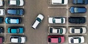 Tight spaces 'are biggest parking fear' for UK drivers