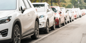 One-in-five-drivers not good at parking