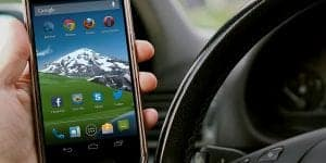 UK drivers want 'tougher penalties for phone users'