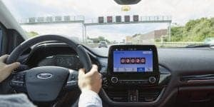 Ford shows off new tech to help drivers find parking spaces