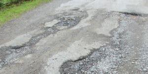 DfT presses for more money to repair potholes