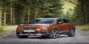 Peugeot 3008 named used car of the year