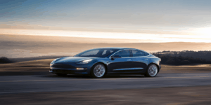 Tesla Model 3 outshines competitors in new car registrations