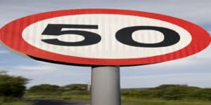 Sticking to the speed limit 'is key to safer driving'
